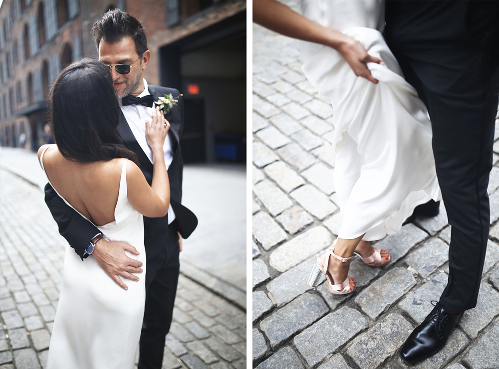 mariage classe et urbain a new york