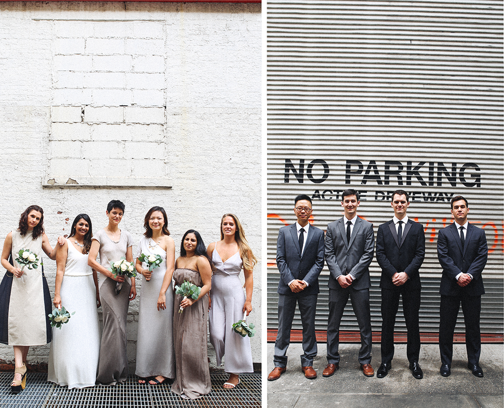photos de mariage urbain a new york