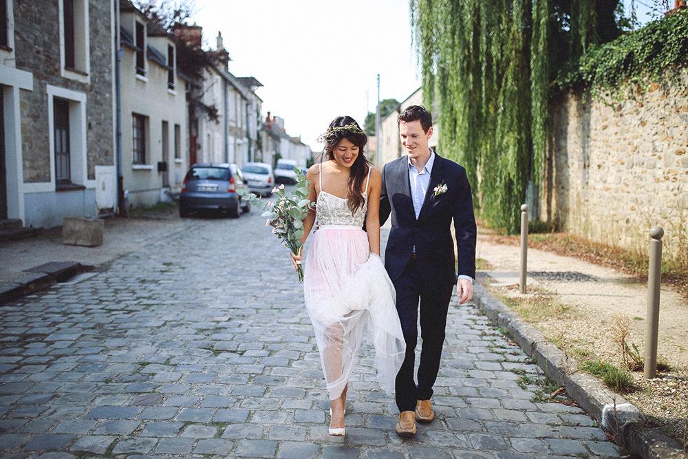 mariage intime a barbizon
