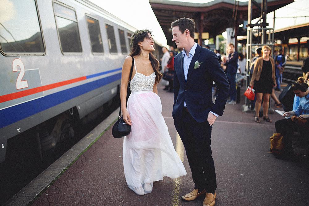ceremonie de mariage a barbizon