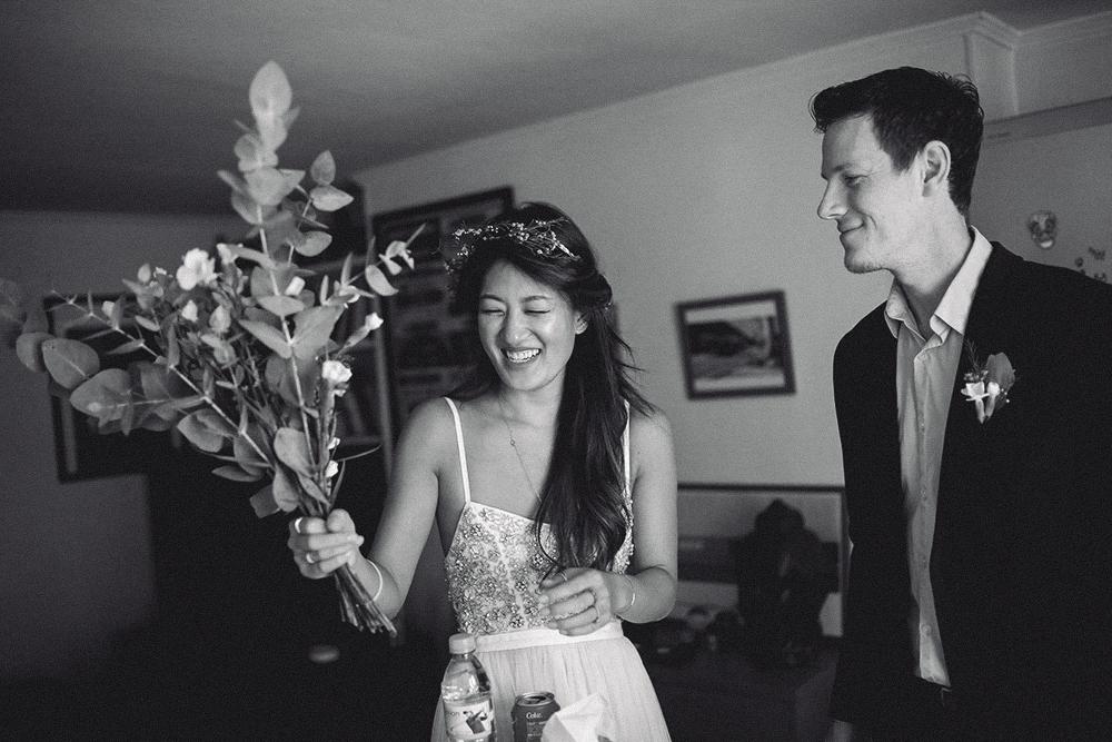 mariage intime a paris
