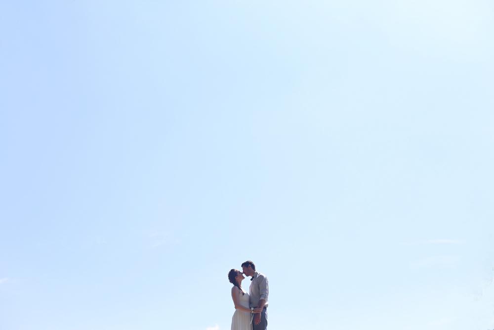 Petit mariage a Central Park
