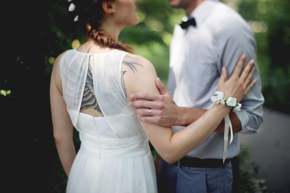 mariage francais a new york