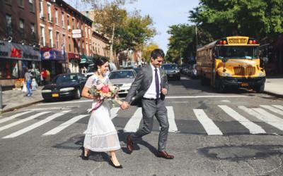 Un Mariage Français à Brooklyn